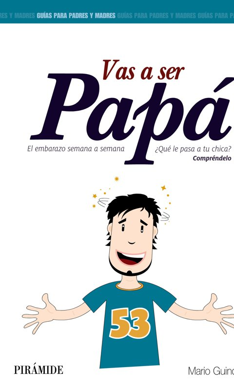 Libro Vas a ser papá