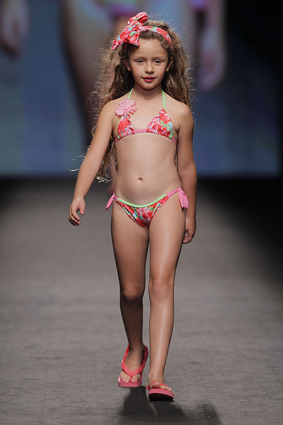 Kids Fashion Show Swimwear Dolores Corts KIDS Swimwear