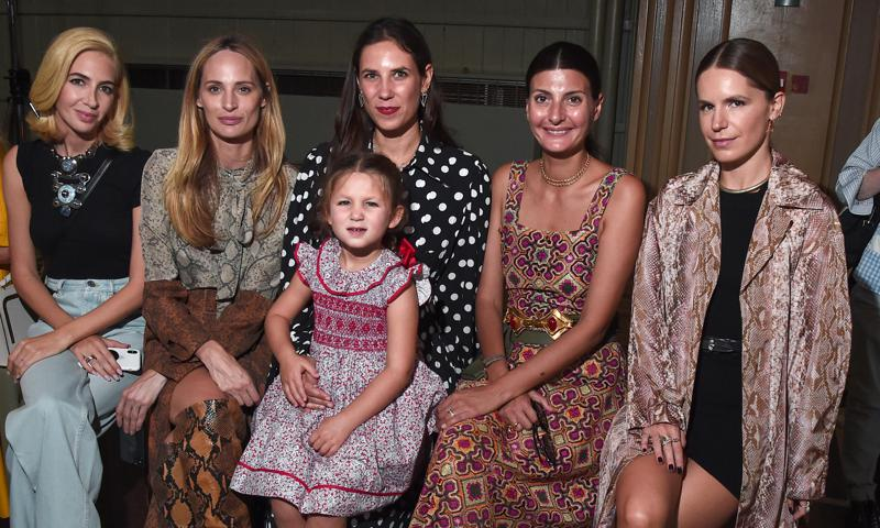 Tatiana Santo Domingo S Daughter India At First Fashion Show