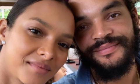 Lais Ribeiro and Joakim Noah engagement Instagram