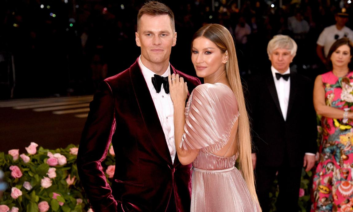 Gisele Bundchen Shares The Cutest Pic Of Kids With Tom Brady