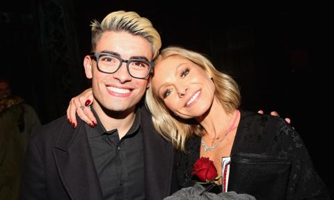 Kelly Ripa says her and Mark Consuelos son is poor