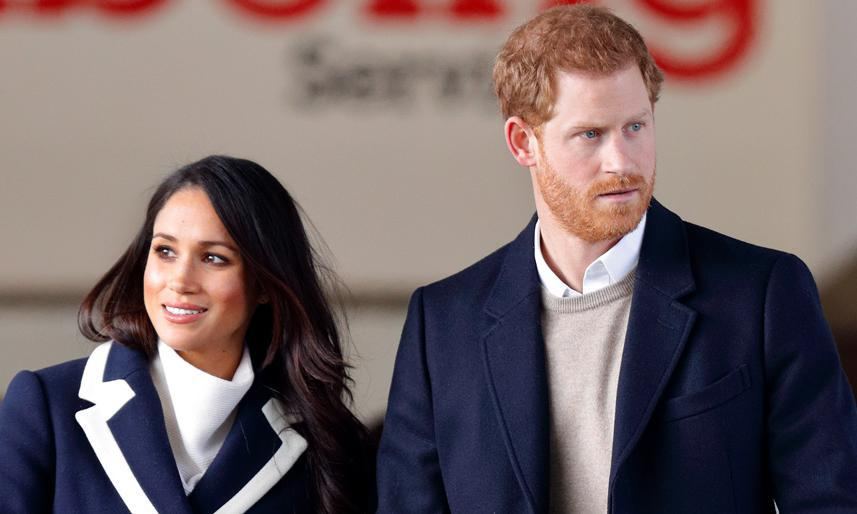 Prince Harry, Meghan MArkle taking legal action, suing press