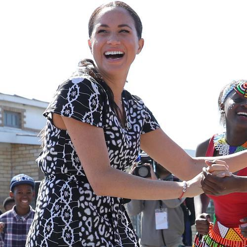 Meghan Markle kicks of Africa royal tour with power speech
