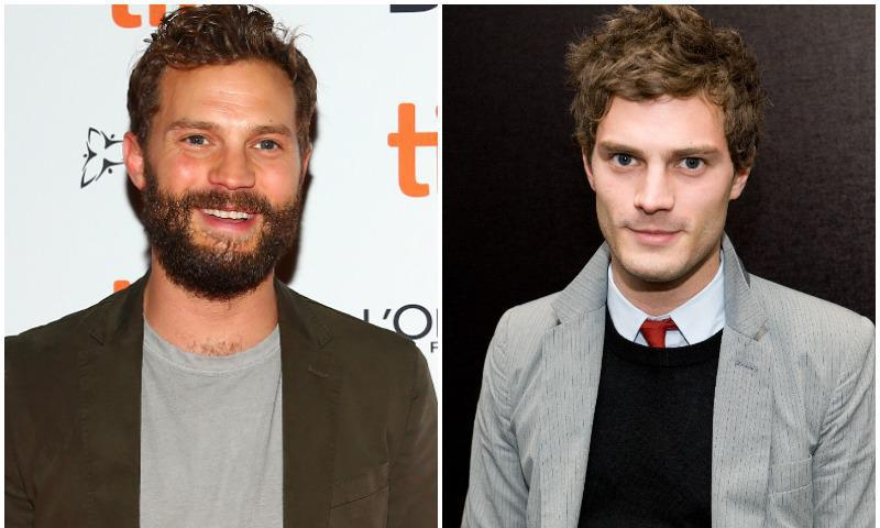 Jamie Dornan won over some hearts after shaving for '50 Shades'