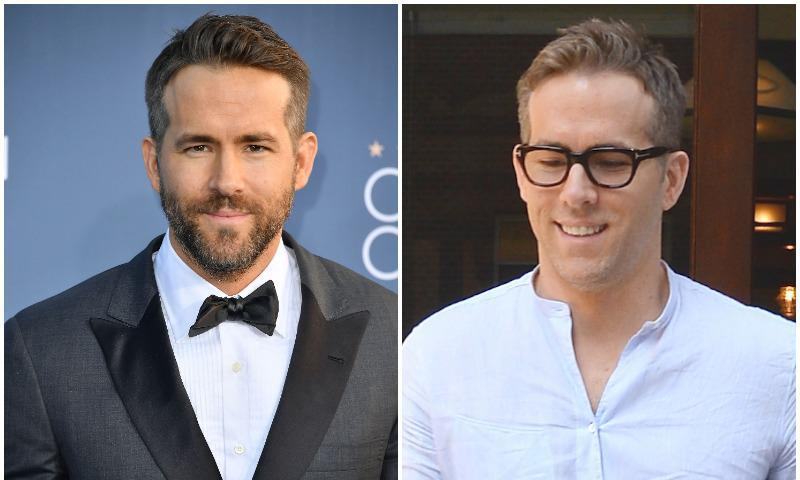 Ryan Reynolds decided that he'd let his beard grow after 'Deadpool'