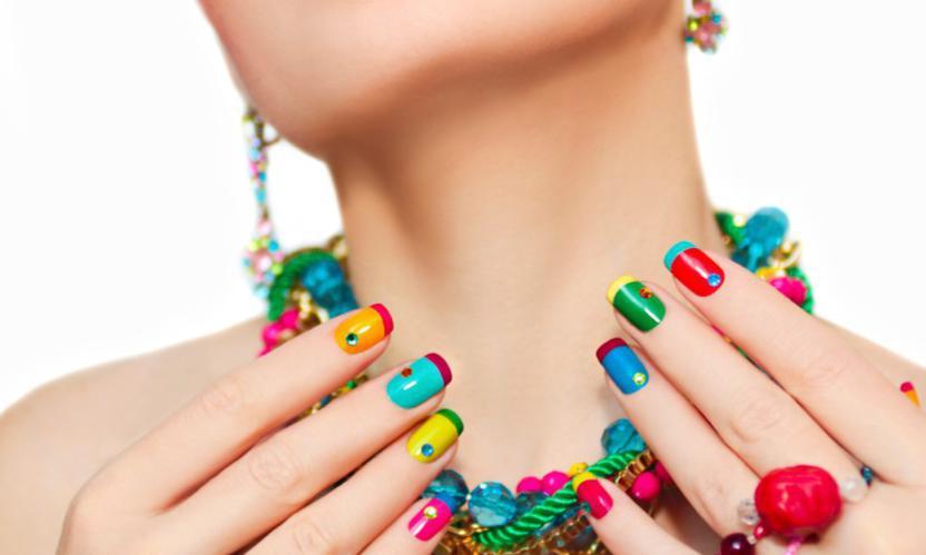 Alerta Beauty Descubre La Nueva Versión De La French Manicure