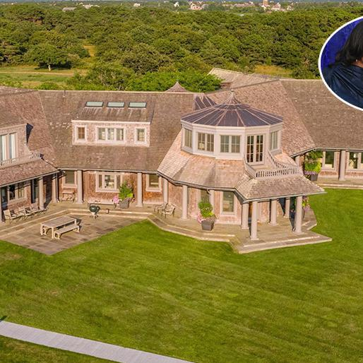Barack Obama Martha's Vineyard home