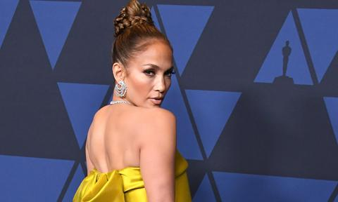 JLo style queen governors awards
