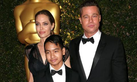 Angelina Jolie's son Maddox addresses relationship with dad Brad Pitt