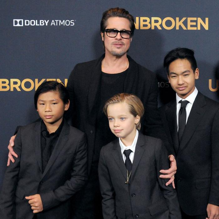 Angelina Jolie's son Maddox on his relationship with Brad Pitt