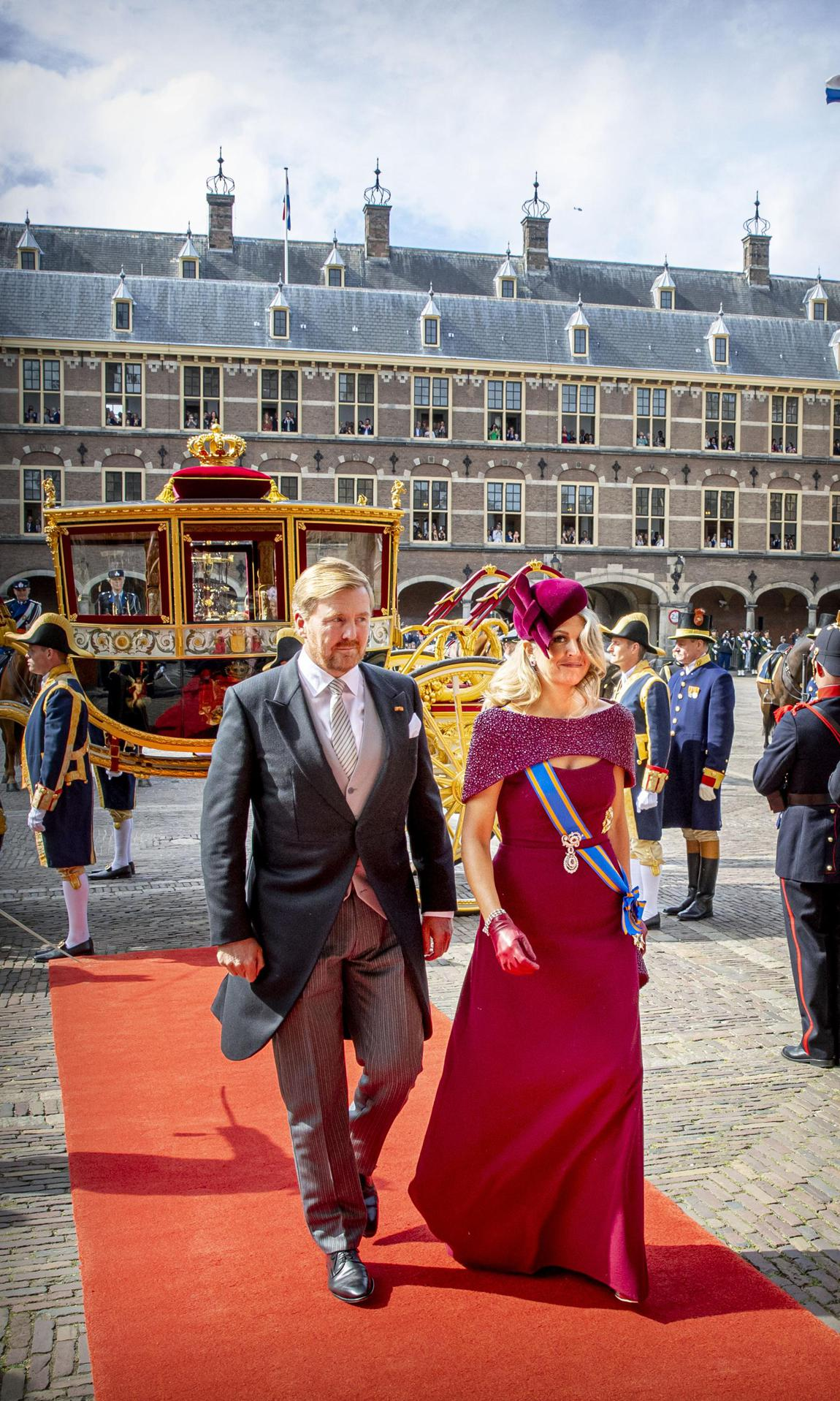 Queen Maxima stuns at Prince's Day 2019