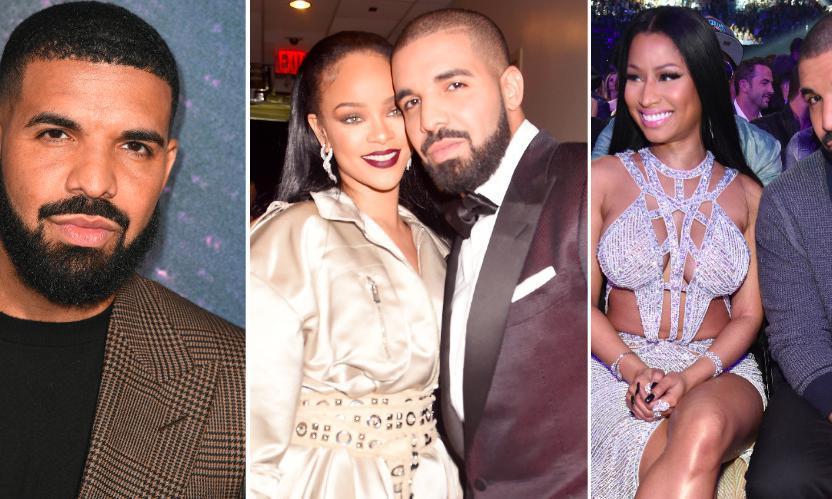 Rihanna och drake 2014 dating