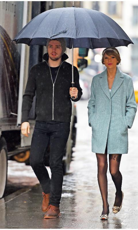 Taylor and Austin Swift get along so well that they have been mistaken for a couple