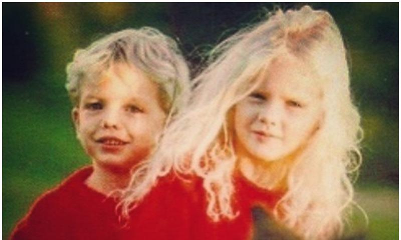 Taylor Swift and her brother Austin have always been very close
