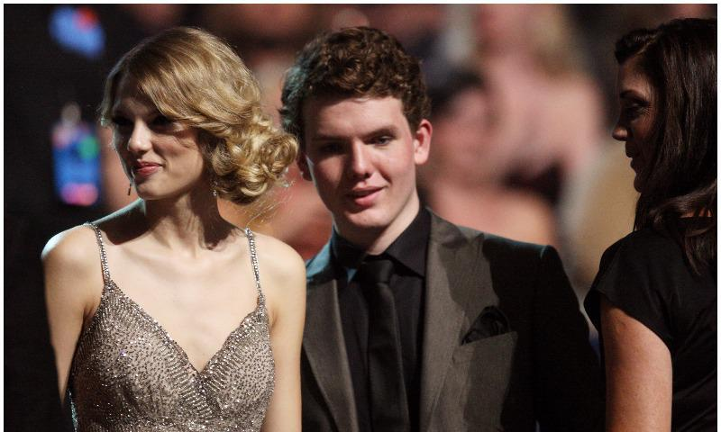 Austin Swift has also acted in theatre