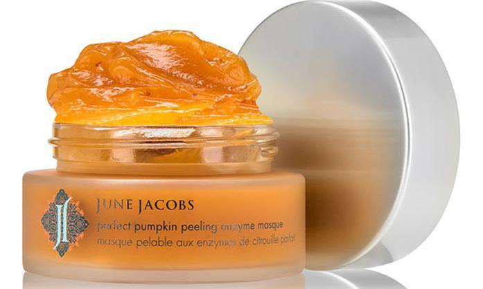 June Jacobs, Perfect Pumpkin Peeling Enzyme Masque