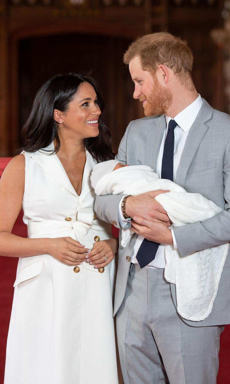 Meghan Markle S Son Is 6 Months Old What We Know About Archie Photo 1