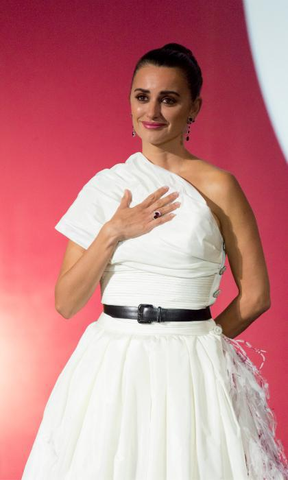 Penelope cruz emotional