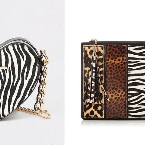 Animal Print Handbags Will Bring Out