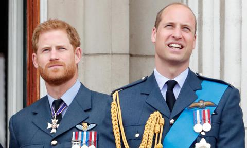 Prince Harry opens up about rift between him and Prince William