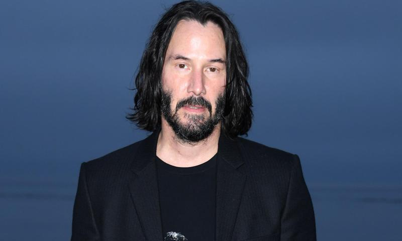 A look back at Keanu Reeves' dating history