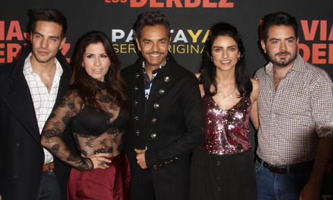 Derbez family screening