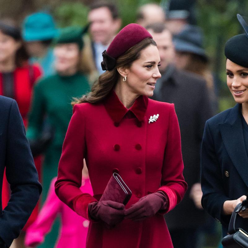 Kate Middleton and Meghan Markle beauty