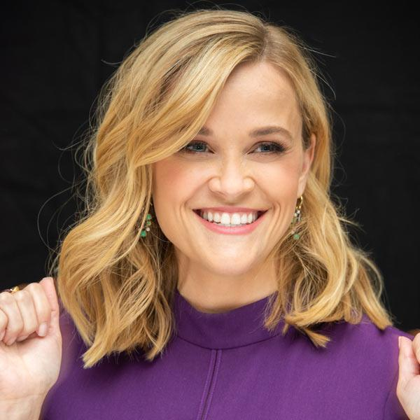 Reese Witherspoon with a bob haircut