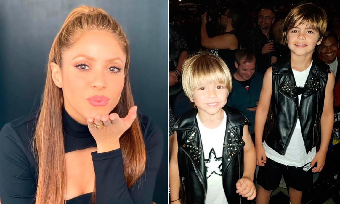 Shakira Opens Up About Motherhood While Being In The Public Eye