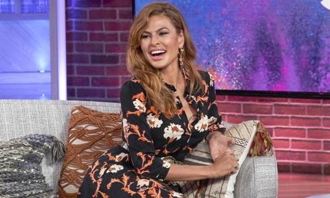 Eva Mendes keeps it real about being a mom