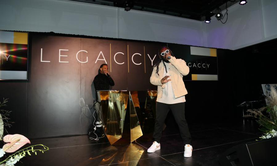 T-Pain Legacy event