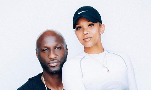 Lamar Odom newly engaged with Sabrina Parr