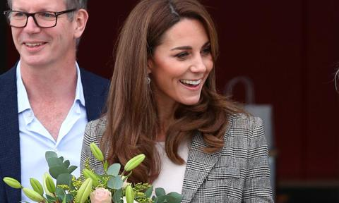 Kate Middleton has Cinderella moment at Shout event