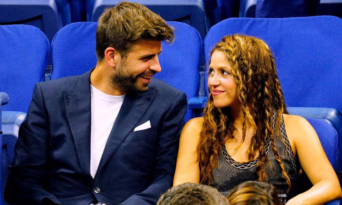 Shakira and Gerard Piqué's Love Story   PEOPLE.com  Gerard Pique And Shakira Scandal