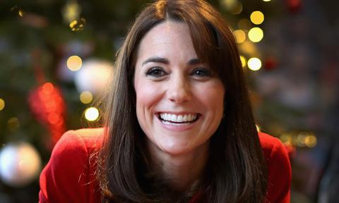 Kate Middleton hosts first Christmas part of the season