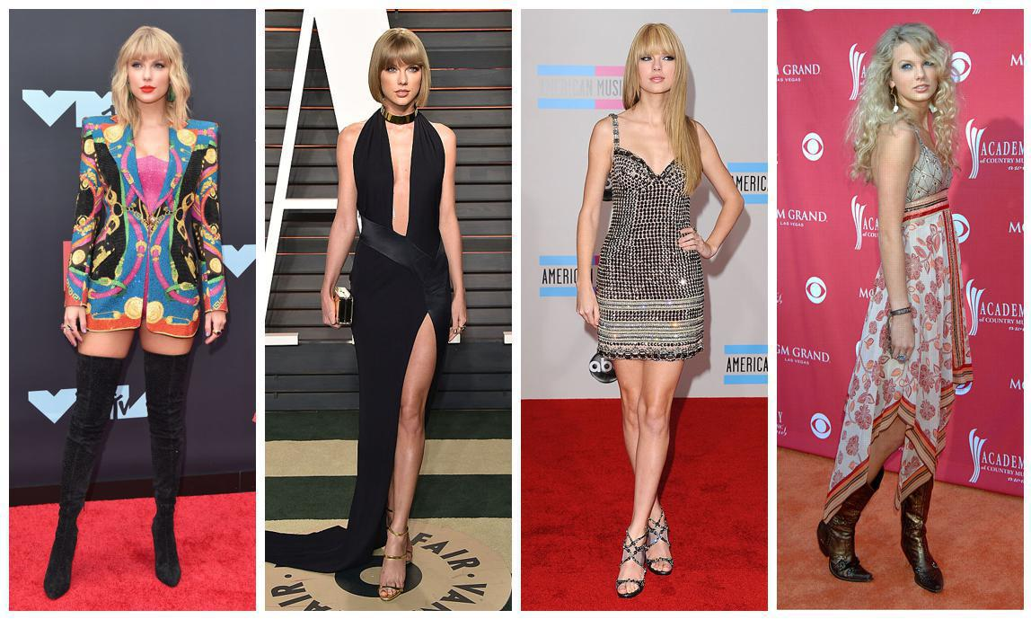 Taylor Swift And Her Best Outfits Through The Years Foto 1