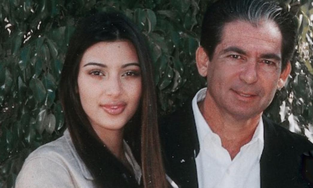 Image result for Robert Kardashian
