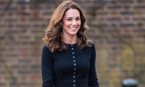 Kate Middleton has a secret royal shopper