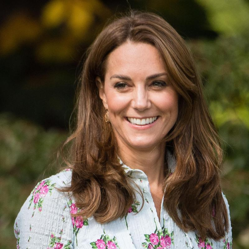 "Kate Middleton y el vestido floreado que lució en el festival ""Back to Nature"""