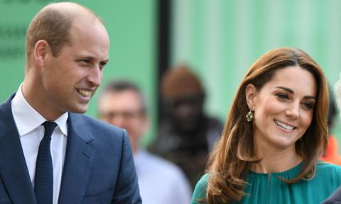 Prince William and Kate Middleton will visit Pakistan in October