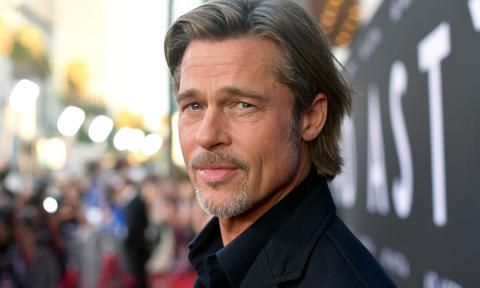 Brad Pitt revealed that he hadn't cried in about 20 years