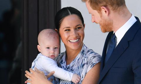 Meghan Markle and Prince Harry share Halloween message