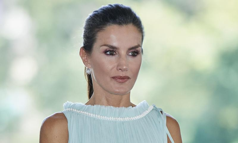 Queen Letizia's favorite jewels