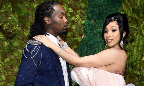 Cardi B gets candid about relationship with Offset