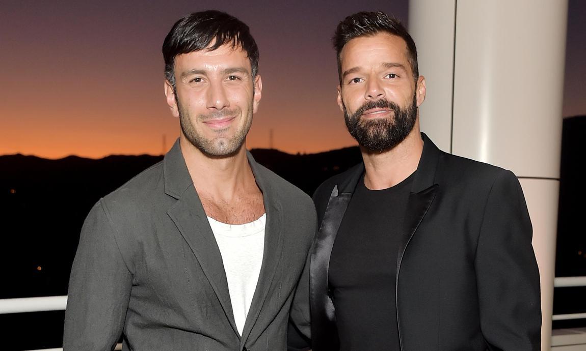 Image result for Jwan Yosef ve Ricky Martin
