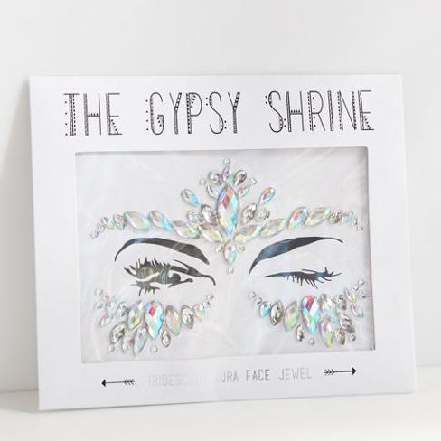 The Gypsy Shrine Midnight Euphoria Face Jewels