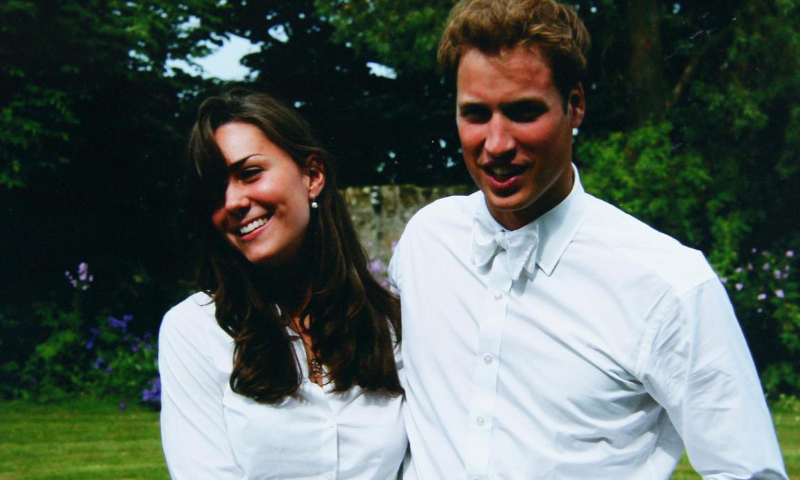 Kate Middleton Reveals Secret College Job How William Wooed Her