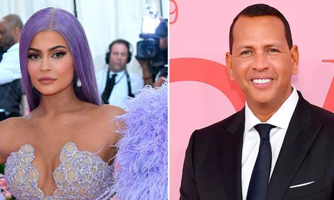 Kylie Jenner and Alex Rodriguez