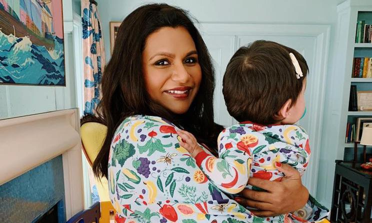 Mindy Kaling Explains Why She Won T Reveal Identity Of Her Baby S Father